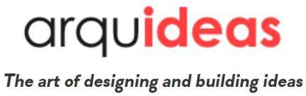 logo y lema de arquideas.net