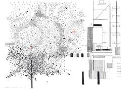 Edward Hutchison el dibujo en el proyecto del paisaje plano