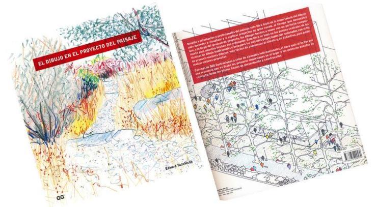 El dibujo en el proyecto del paisaje 2012 españa
