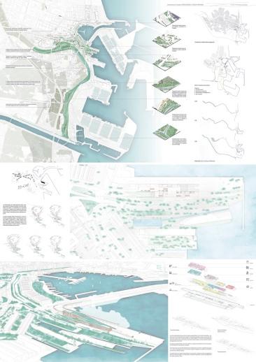 Alejandro Ortega Díaz_TFM2019_2A1_Infraestructura de acogida Entrelazando el paisaje Portuario web 1