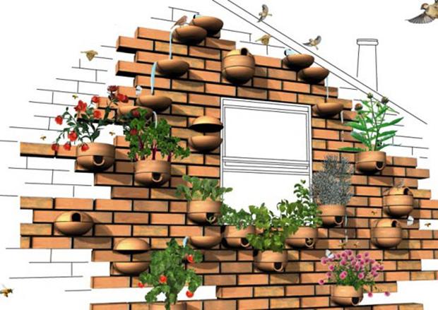 Imagen conceptual de Brick Habitats