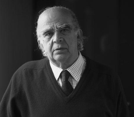 Fernando Tavora imagen blanco y negro
